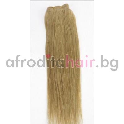 18. Естествена коса на сантиметър