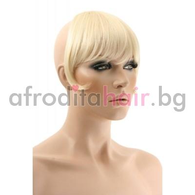 7. Бретони от 100% Естествена коса