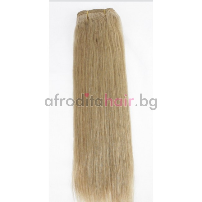 14. Естествена коса