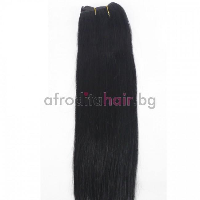 1. Естествена коса