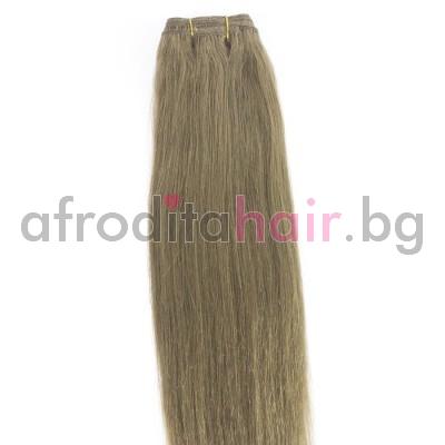 10. Естествена коса
