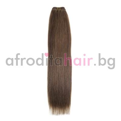 9. Естествена коса