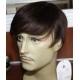 17. Мъжка перука от естествена коса