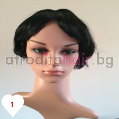Моника - Перука от естествен косъм