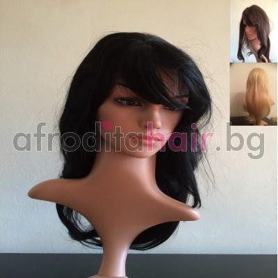 Алисия - Перука от естествен косъм