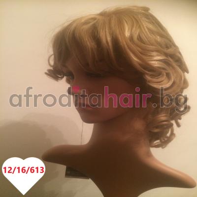 Джоли - Перука от естествен косъм