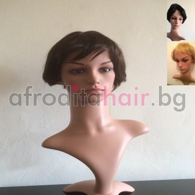 Ана - Перука от естествен косъм
