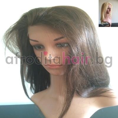 Ваня - Перука от естествен косъм