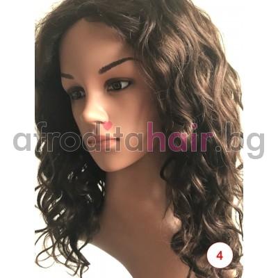 Камелия - Перука от естествен косъм
