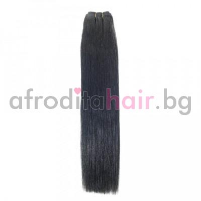 1b. Естествена коса на сантиметър