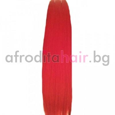 RED. Естествена коса на сантиметър
